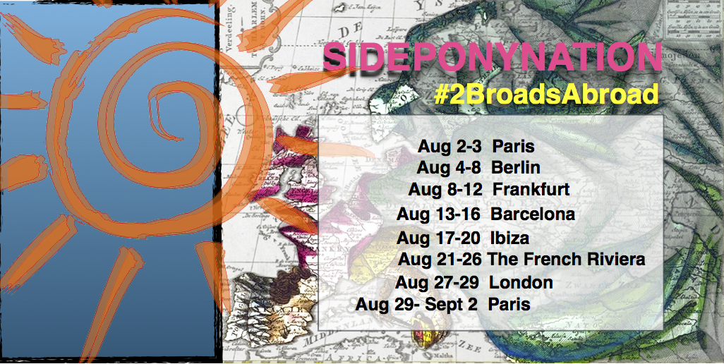2braodsAbroad locations